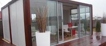 Une Extension Rapide Maison Modulaire Occitanie