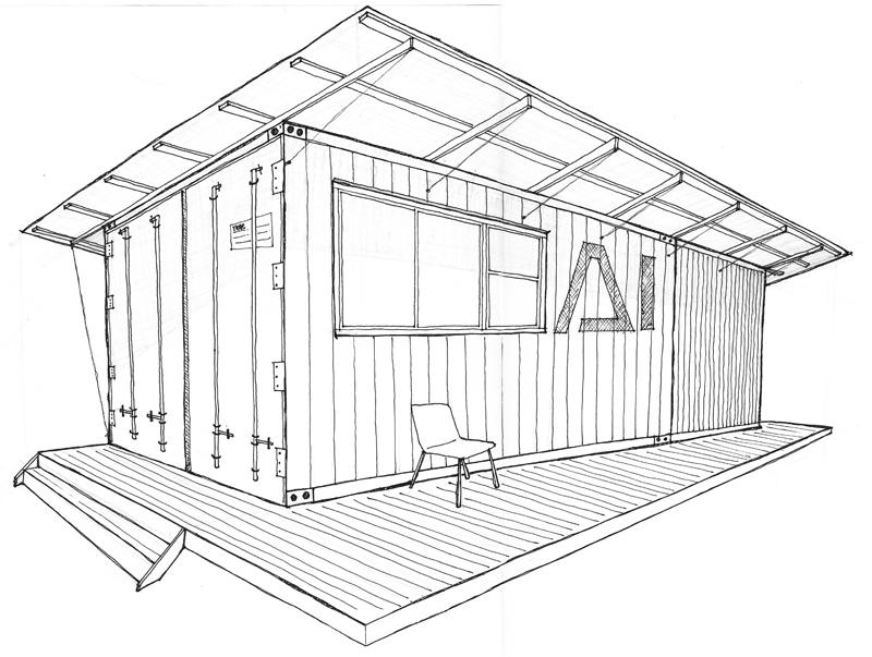 Maison modulaire occitanie le concept maison modulaire occitanie - Maison modulaire container ...